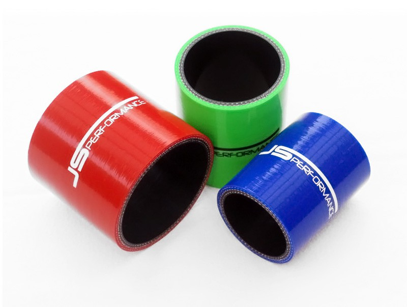 JS Performance Silicone Hose 127mm Diameter 76mm Straight Coupler Hose