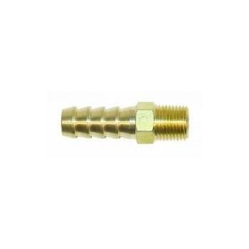 Sytec Brass Straight Fuel Union