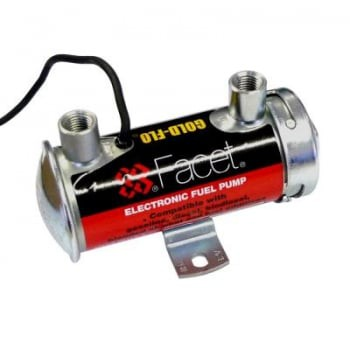 Facet Electric Fuel Pump ( Silver Top Competition)