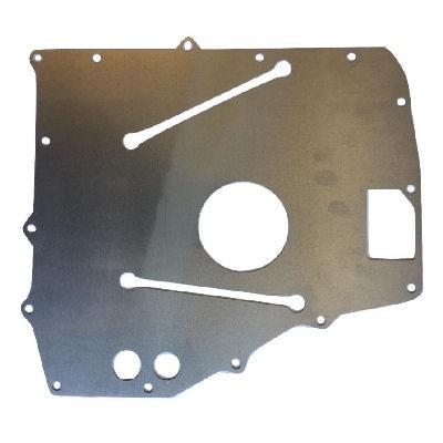 Kawasaki ZX12r Baffle Plate