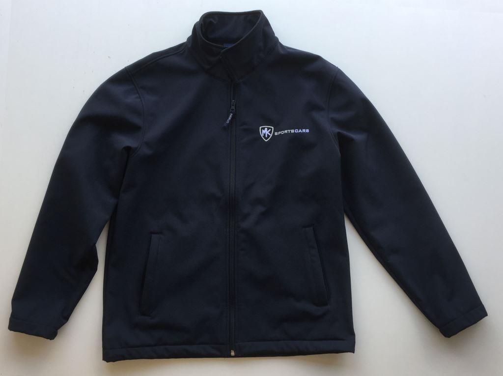 MK Sportscars Soft Shell Lightweight Jacket