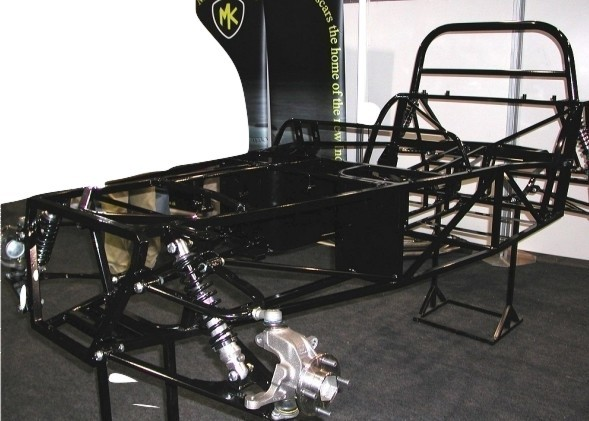 MK Indy Chassis