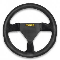MOMO MOD 11 Steering Wheel 260mm Black Suede