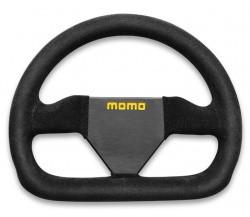 MOMO MOD 12 Steering Wheel 260mm Black Suede
