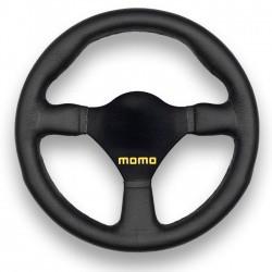 MOMO MOD 26 Steering Wheel 260mm Black Leather