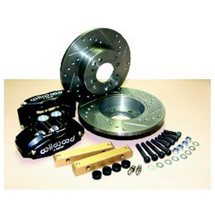 Wilwood Powerlite Front Brake Kit With Fitting Kit