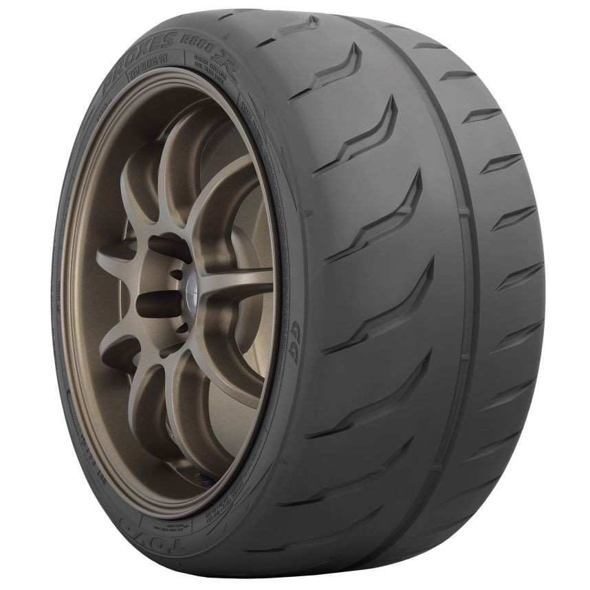 Toyo Motorsport Tyres R888R Toyo R 888 R - 205/50 R15 (GG/2G-MEDIUM)